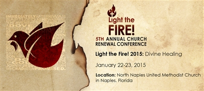 Light the Fire logo with Jan. 22-23 dates